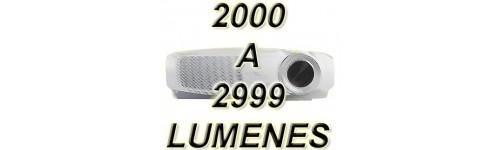 De 2000 a 2999 L